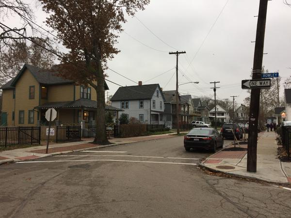 The house where much of the 1983 movie 'A Christmas Story' was filmed was near-demolition in 2004. Today, it's been completely restored and looks much like it did 35 years ago.
