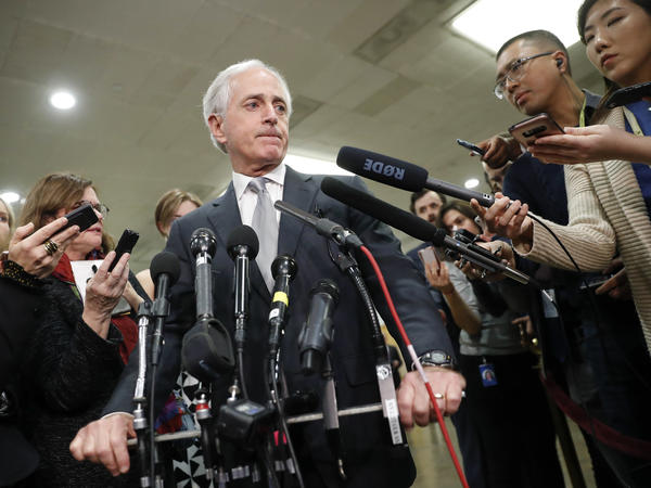 Sen. Bob Corker, R-Tenn., said he doesn't doubt that Saudi Arabia's crown prince is culpable for the death of a <em>Washington Post</em> writer in the Saudi Consulate in Istanbul.