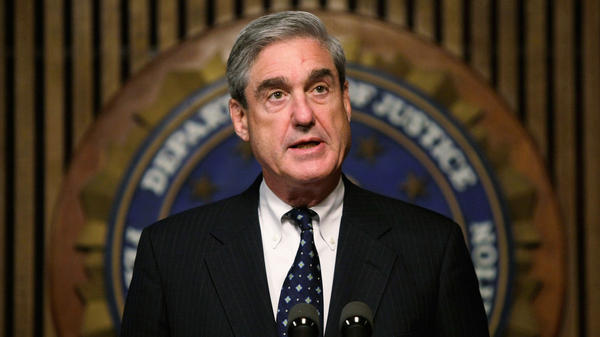 Last week's developments don't necessarily mean that special counsel Robert Mueller's investigation is winding up. He's pictured here in 2008, when he was FBI director.