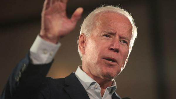 Former Vice President Joe Biden hasn't hidden his presidential aspirations since leaving office in 2017, and didn't appear deterred by accusations of inappropriate contact over the past several weeks either.
