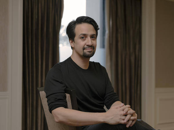 Though he is best-known for his auteur work, composer, playwright and actor Lin-Manuel Miranda says it was his dream to be offered a part in someone else's musical.