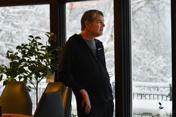 Tim Green, a former NFL player and former NPR commentator, has ALS, also known as Lou Gehrig's disease. Green believes football gave him the disease.