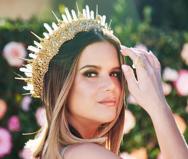"""GIRL,"" Maren Morris' first new solo music since her 2016 debut album, <em>Hero</em><em></em>, is an ode to perseverance."