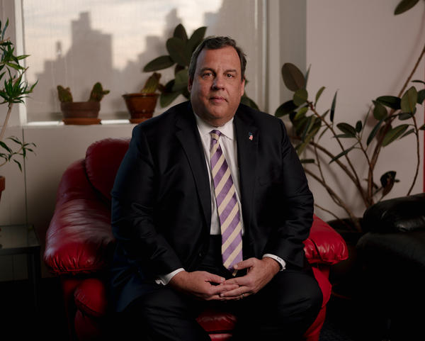 Former New Jersey Gov. Chris Christie's new book, <em>Let Me Finish: Trump, the Kushners, Bannon, New Jersey, and the Power of In-Your-Face Politics</em> details his history with New Jersey politics and thoughts on the Trump administration.
