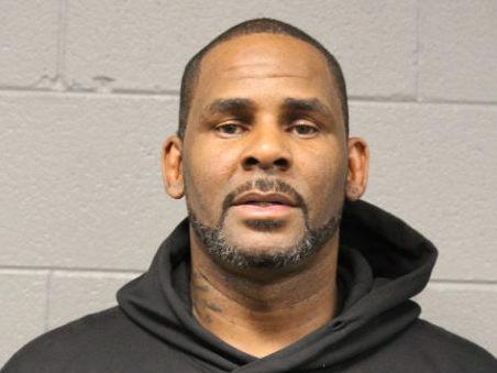 The Chicago Police Department provided a handout of R. Kelly's mug shot after his arrest on Feb. 22 on 10 counts of aggravated criminal sexual abuse.