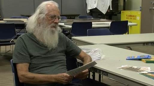 Robert Neilson, a 76-year-old veteran, is seeking treatment at the San Diego VA after contemplating suicide three years ago.