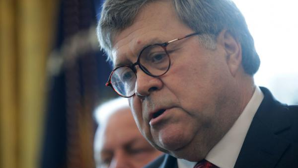 Attorney General William Barr is being urged by both Democrats and Republicans to make special counsel Robert Mueller's final report public.