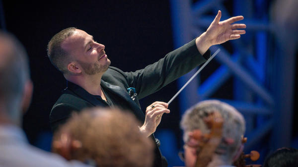 Yannick Nézet-Séguin has been the music director of the Philadelphia Orchestra since 2012.