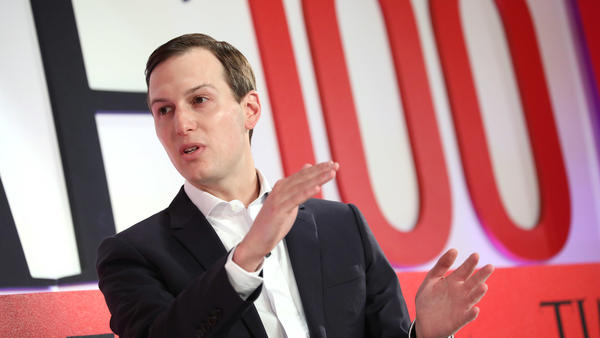 Jared Kushner spoke about Russian election interference during the Time 100 Summit 2019 in New York City.