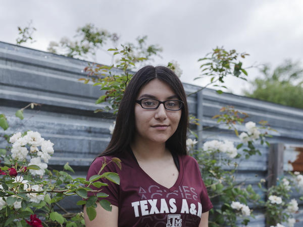 Sarah Salazar was 16 when a gunman walked into her Santa Fe, Texas, classroom and changed her life forever.