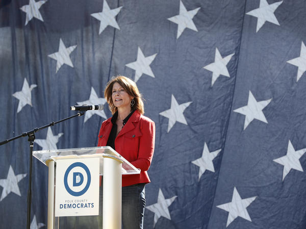 U.S. Rep. Cheri Bustos, D-Ill., is running Democrats' 2020 re-election strategy.
