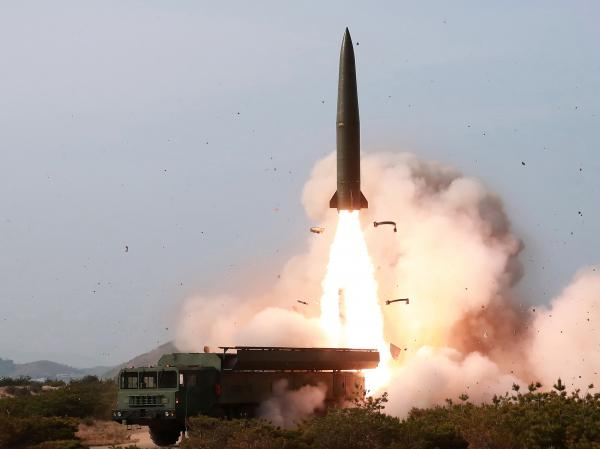 "North Korea's latest short-range missile, tested on May 4, looks similar to Russia's Iskander missile. North Korea describes it as a ""tactical guided weapon."""