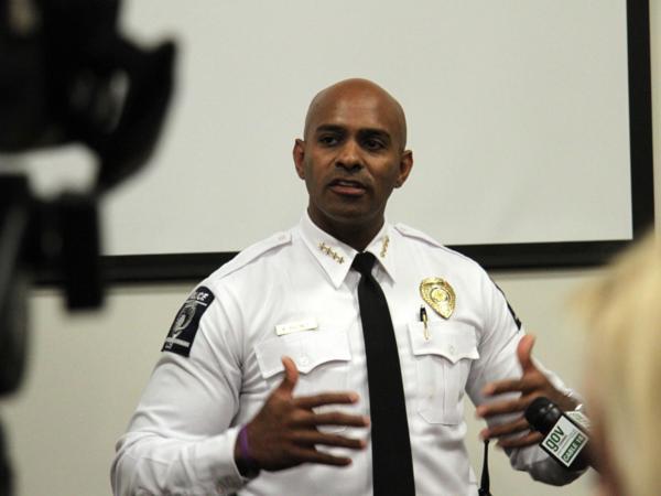 File: CMPD Chief Kerr Putney