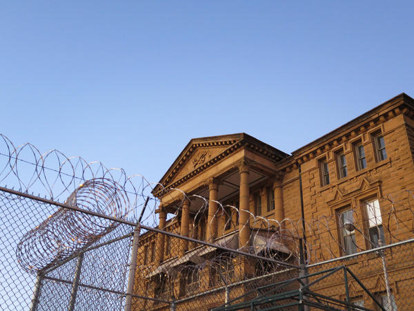 Menard Correctional Center in Chester, Ill. The prison was first built in 1878.