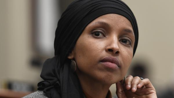 Rep. Ilhan Omar (D-Minn.) is one of the first Muslim women elected to Congress. She has been the target of criticism and censure for statements regarded as anti-Semitic. Many other prominent black Muslim leaders say her experience is familiar.