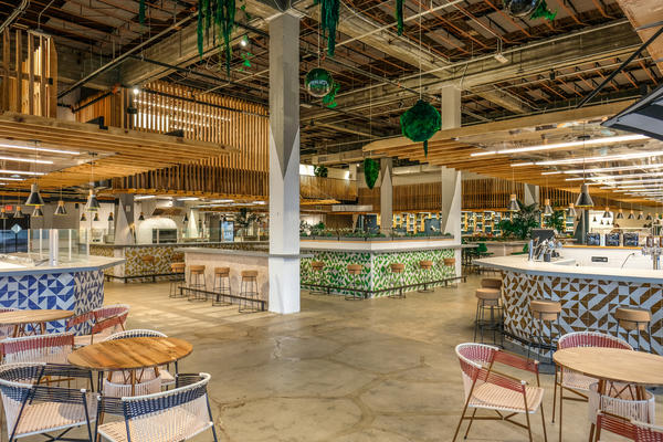 The Citadel, in Miami's Little River neighborhood, opened for business in February.