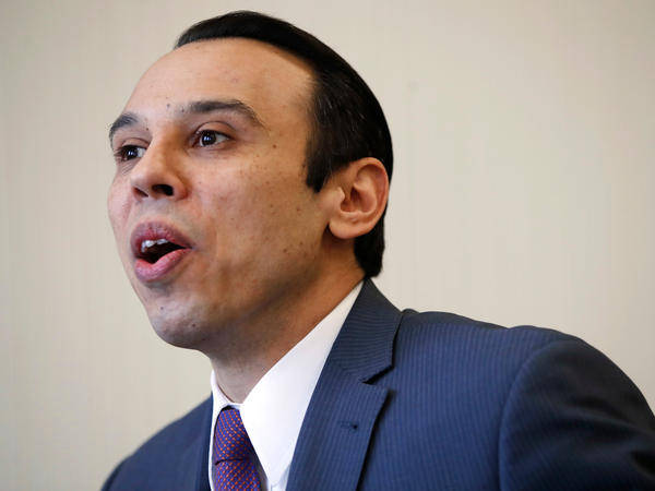 Roger Severino, director of the Office for Civil Rights, announced Friday a new proposed rule rolling back anti-discrimination protections for transgender patients. Those protections had been written in 2016 but enjoined in court.