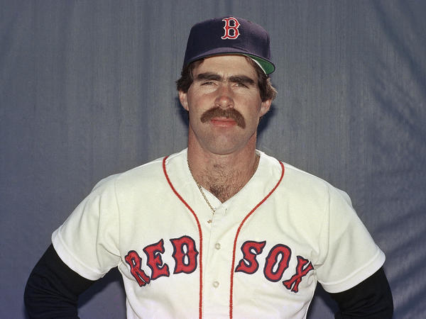 Boston Red Sox first baseman Bill Buckner, shown in March 1986, died Monday at the age of 69. Despite a well-regarded 22-year career, he was best-known for an infamous gaffe in the 1986 World Series.
