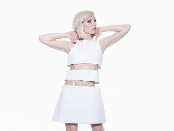 """Carly Rae Jepsen. Her song """"Too Much,"""" from her fourth full-length, <em>Dedicated, </em>is on our list of the best tracks out in May."""