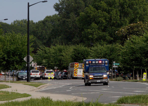 """There is no way to describe an incident such as this,"" Virginia Beach Police Chief James Cervera said of Friday's deadly shooting. At least 12 people were killed."