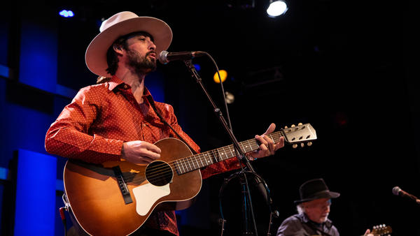 Ryan Bingham performs live for WXPN's Free At Noon Concert. Recorded live for World Cafe.