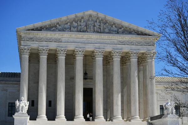 The Supreme Court has sealed documents related to a death penalty case in Alabama, an unusual step for the court.