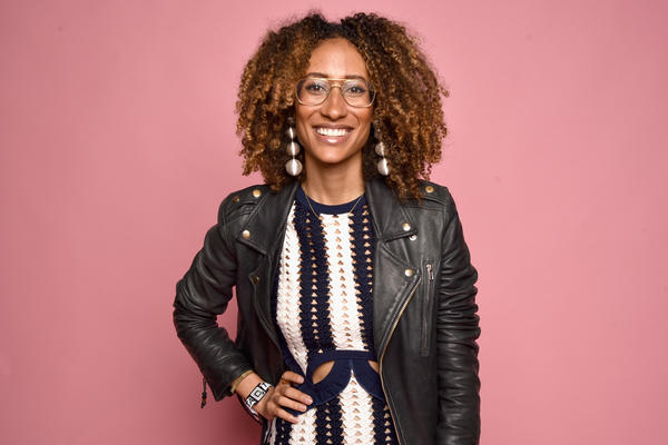 Former <em>Teen Vogue</em> Editor-In-Chief Elaine Welteroth, pictured here in 2017, has a new memoir out called <em>More Than Enough.</em>