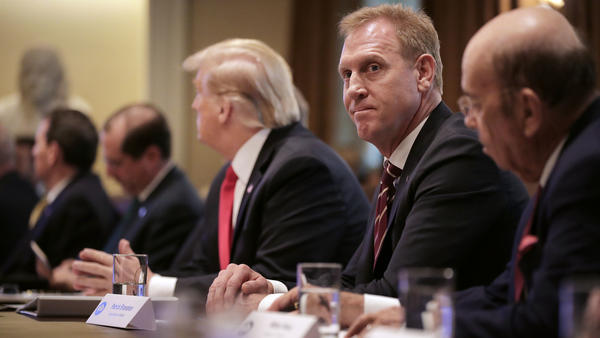 Acting Defense Secretary Patrick Shanahan is not moving forward with the confirmation process to take the job permanently, President Trump announced on Tuesday.