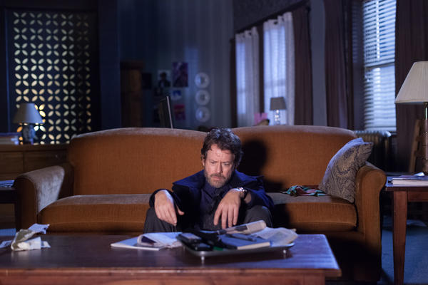 In <em>Phil</em>, Greg Kinnear plays the title character, a dentist fixated on a former patient who killed himself. It is also his debut as a director.