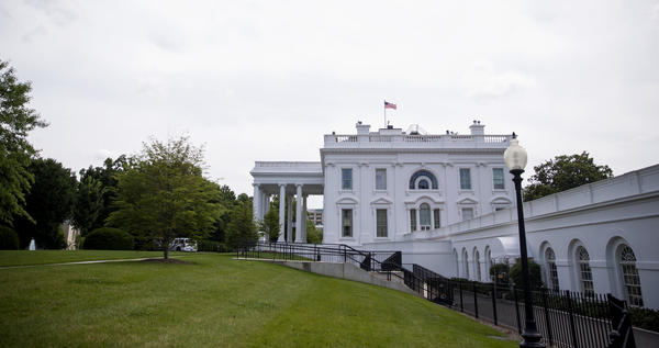 New data show that the Trump administration has significantly expanded its staffing in the past year, especially in the White House counsel's office. Above, the White House in a 2017 file photo.