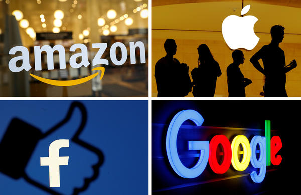 U.S. lawmakers will question lobbyists and officials from Facebook, Google, Amazon and Apple on an array of issues.