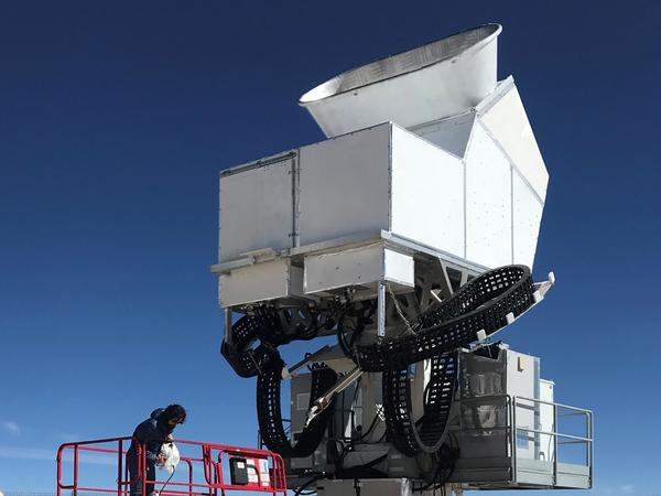 CLASS Telescope