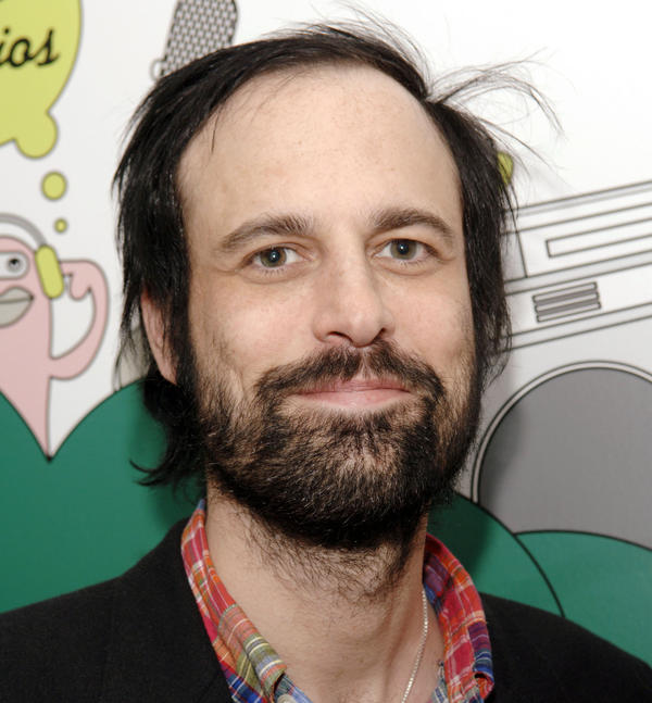 David Berman, seen here in a 2006 photo, died Wednesday at the age of 52.