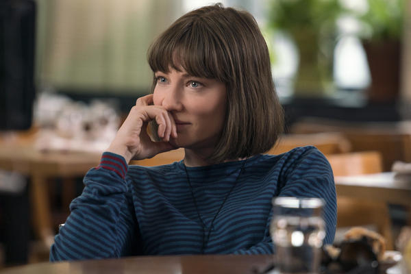 Cate Blanchett stars as Bernadette Fox, a once-legendary architect who hasn't built anything in decades, in <em>Where'd You Go, Bernadette.</em>