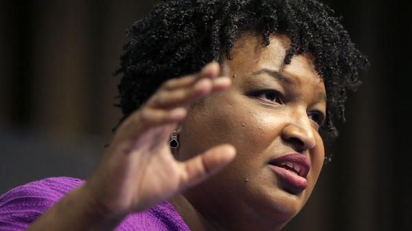 Former Georgia gubernatorial candidate Stacey Abrams is launching Fair Fight 2020, which aims to enfranchise voters across the country.