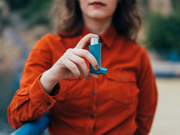 Among patients age 12 and older in a study of people with mild, persistent asthma, more than half did just as well, or better, on a placebo as they did on a steroid inhaler used twice per day to prevent symptoms.