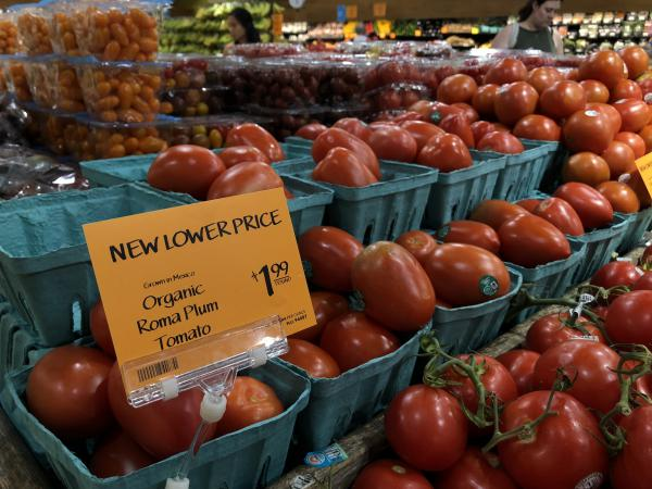 A group representing importers said<strong> </strong>it was gratified that the Trump administration is lifting the tariffs on Mexican tomatoes. But it cautioned that beefed-up inspections could act as another barrier to free trade.
