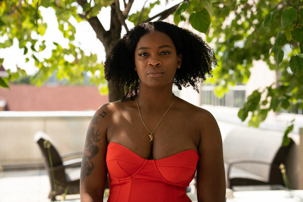 """""""I just feel like that kind of just followed me all throughout my life. I've always kind of been slept on a bit,"""" Ari Lennox says."""