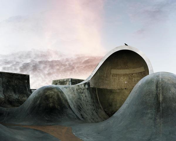 Etnies Skatepark, Lake Forest, Orange County, Calif.