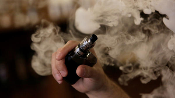 The New York State Department of Health said Thursday that it is looking at vitamin E acetate as a potential cause of severe pulmonary illness cases in the state that have been associated with vaping.