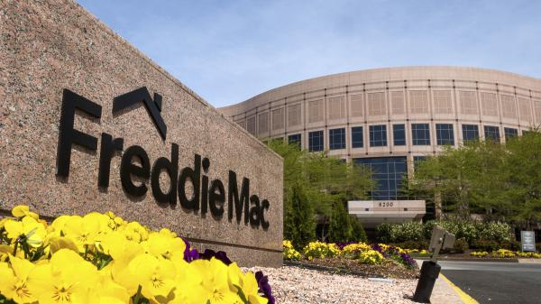 The mortgage giants Fannie Mae and Freddie Mac guarantee about half of all home loans in the U.S.