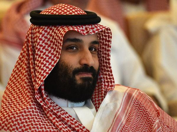 "On the killing of journalist Jamal Khashoggi, Saudi Crown Prince Mohammed bin Salman tells PBS in a documentary airing next week, ""I get all the responsibility because it happened under my watch."""