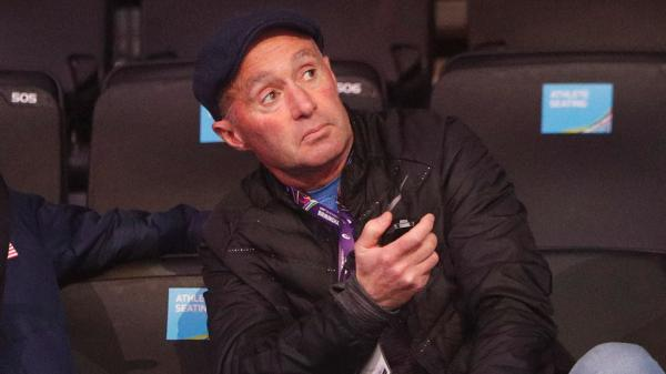 Coach Alberto Salazar was hit with a four-year ban over doping charges brought by the U.S. Anti-Doping Agency.