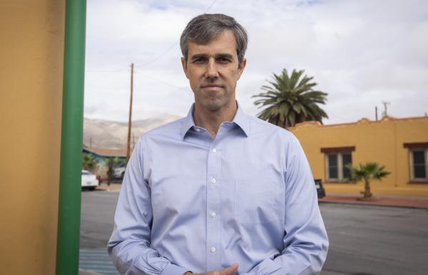 Presidential candidate Beto O'Rourke spoke with NPR about the impeachment inquiry into President Trump for NPR's <em>Off Script</em> candidate series.