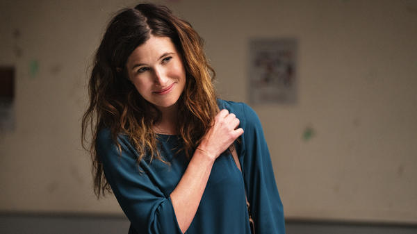 Kathryn Hahn plays the title role in the HBO series <em>Mrs. Fletcher, </em>based on the 2017 novel by Perrotta.