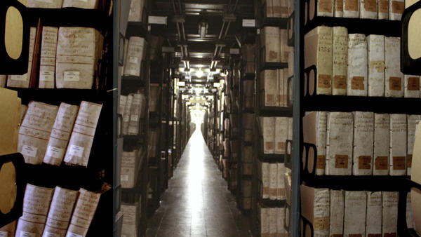 Pope Francis lamented that the Latin name <em>Archivium Secretum</em> — of the Vatican Secret Archive originally meant to convey that the archive was private — had come to connote something more sinister.