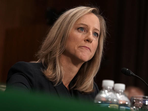 Nearly two-dozen U.S. senators are calling on Kathleen Kraninger, director of the Consumer Financial Protection Bureau, to investigate a loan servicer called the Pennsylvania Higher Education Assistance Agency.