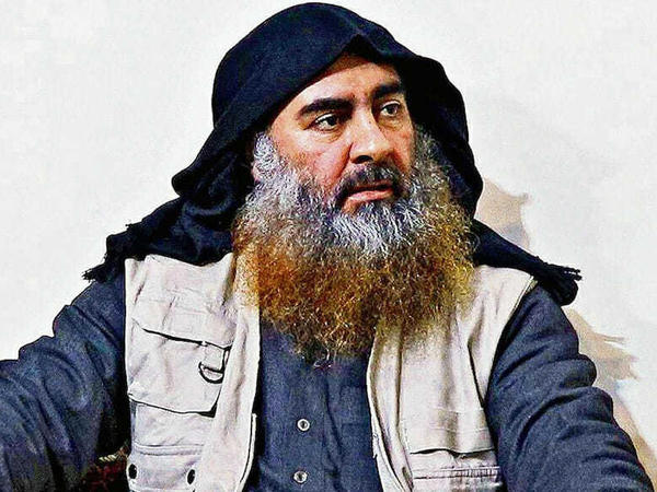 In an audio message, the Islamic State praised Abu Bakr al-Baghdadi as a martyr.