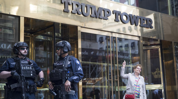 President Trump is no longer calling Trump Tower his permanent residence.
