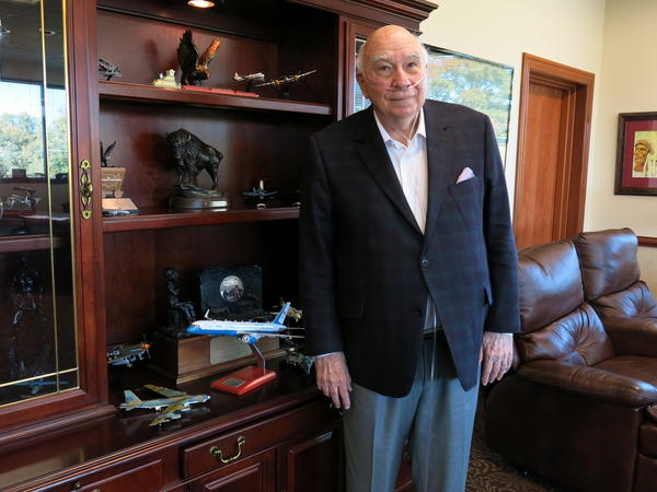 Bob Murray at the St. Clairsville, Ohio, headquarters of Murray Energy, which has declared bankruptcy. The coal executive pushed the Trump administration to roll back environmental regulations.